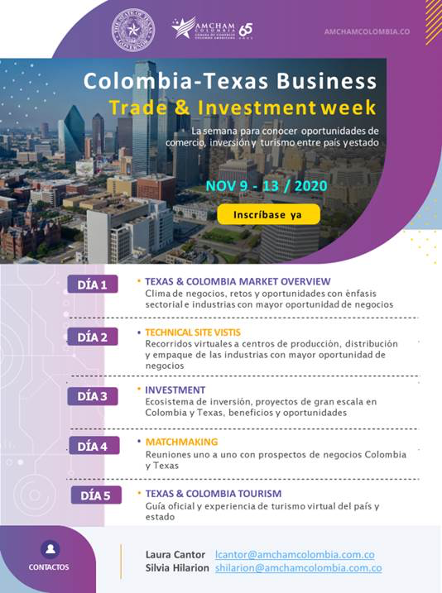 Texas Business Trade & Investment Week